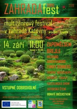 ZAHRADAfest 2019!