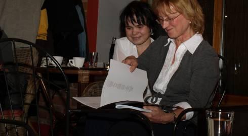 Autorské čtení Ota aPavlína 2011
